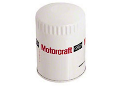 Ford Motorcraft OEM Oil Filter (97-10 4.6L, 5.4L; 10-14 6.2L F-150)