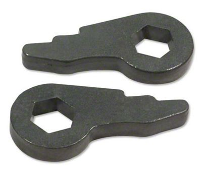 Tuff Country 2 in. Torsion Bar Keys Leveling Kit (97-03 4WD F-150)