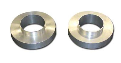 Tuff Country Aluminum 2 in. Leveling Kit (04-08 2WD/4WD F-150)