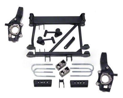 Tuff Country 4.5 in. Lift Kit (97-03 4WD F-150)