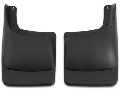 Husky Custom Molded Rear Mud Guards (97-03 F-150 Regular Cab, SuperCab w/ OE Fender Flares)