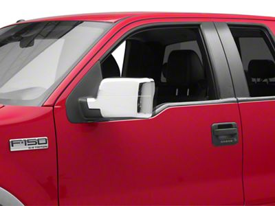 Putco Chrome Side Mirror Covers (04-08 F-150 FX4, Lariat, XLT)