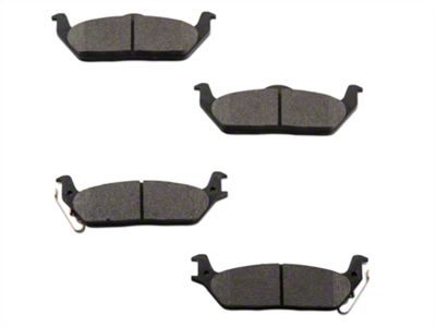Hawk Performance LTS Brake Pads - Rear Pair (04-11 F-150)