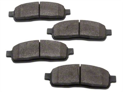 Hawk Performance Ceramic Brake Pads - Front Pair (04-08 F-150)