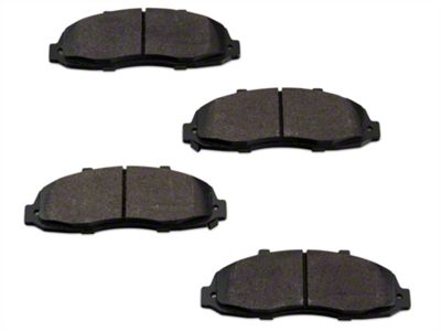 Hawk Performance LTS Brake Pads - Front Pair (97-03 F-150)