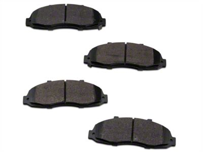 Hawk Performance Ceramic Brake Pads - Front Pair (97-03 F-150)