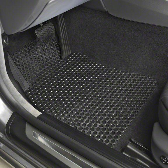 Lloyd Rubbertite Rear Floor Mats (04-08 F-150 SuperCab w/ Front Bench Seat)