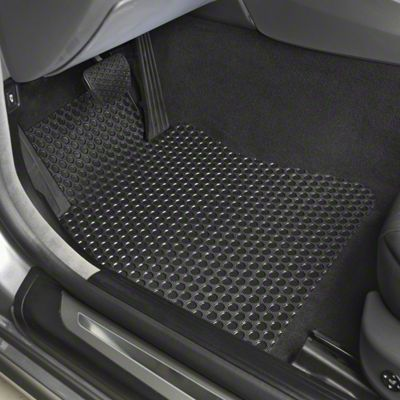 Lloyd Rubbertite Rear Floor Mats (04-08 F-150 SuperCab w/ Front Bucket Seats)