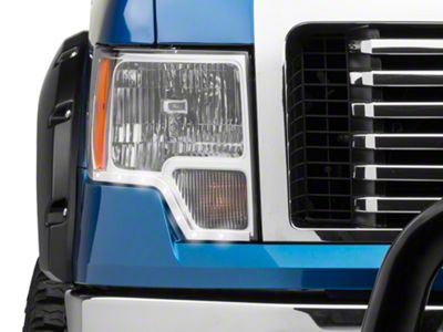 Putco LED Dayliner G2 Kit - Polished Trim (09-14 F-150)