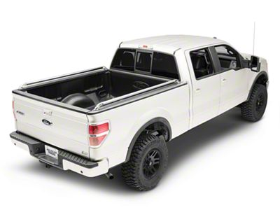 Locker Side Bed Rails (04-14 F-150)