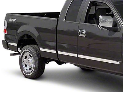 Putco Billet Body Side Molding Kit (04-08 F-150 SuperCab)