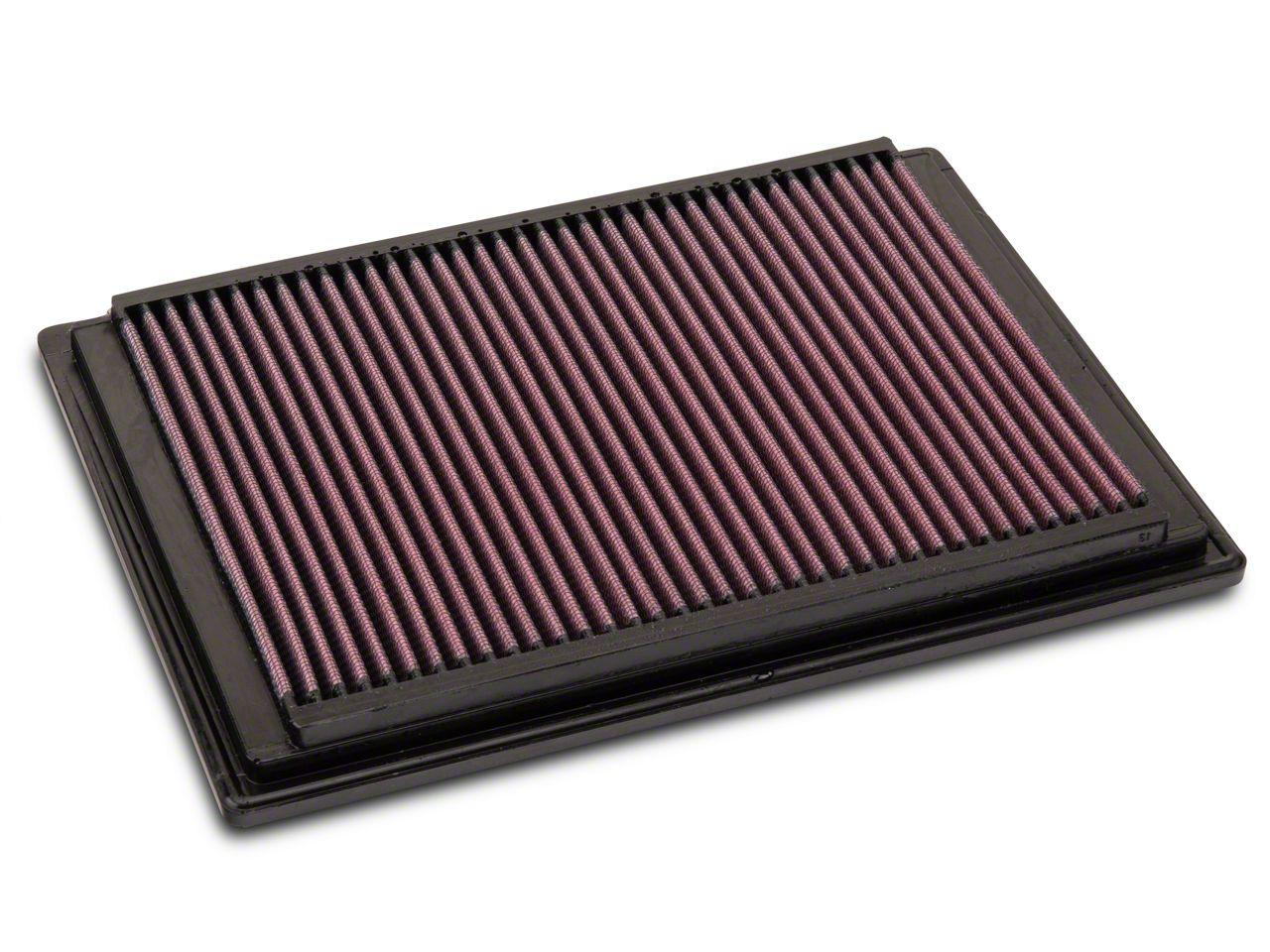 K&N Drop-In Replacement Air Filter (04-08 5.4L F-150)