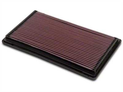 K&N Replacement Air Filter (99-03 F-150 Lightning; 02-03 F-150 Harley Davidson)