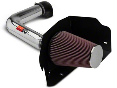 K&N Series 77 High Flow Performance Cold Air Intake (04-08 5.4L F-150)