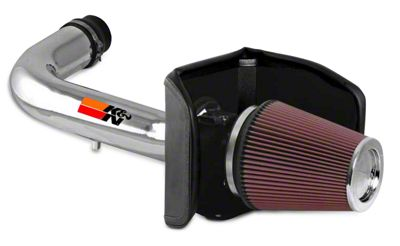 K&N Series 77 High Flow Performance Cold Air Intake (04-06 4.6L F-150)