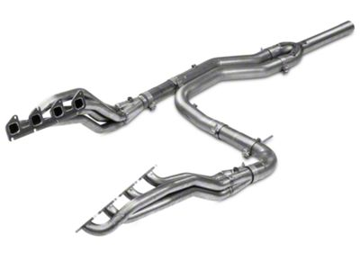 Stainless Works 1-7/8 in. Headers w/ Off-Road Y-Pipe - Factory Connect (11-14 6.2L F-150 Raptor SuperCrew)