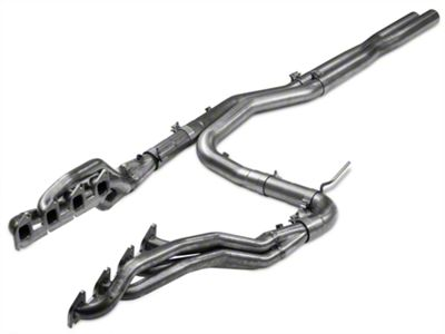 Stainless Works 1-7/8 in. Headers w/ Off-Road X-Pipe - Performance Connect (11-14 6.2L F-150 Raptor SuperCrew)
