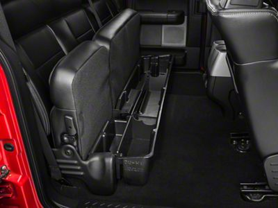 Underseat Storage - Black (04-08 F-150 SuperCab, SuperCrew)