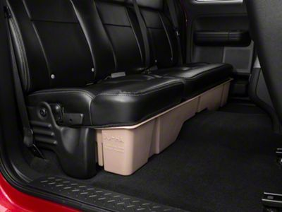 Underseat Storage - Tan (04-08 F-150 SuperCab, SuperCrew)