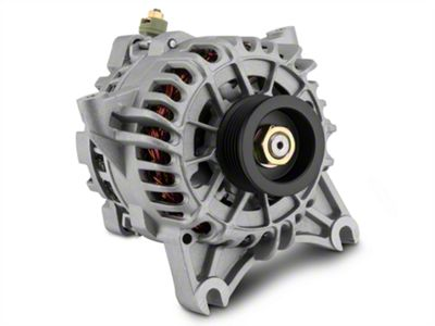 PA Performance High Output Alternator - 170 Amp (04-08 4.6L, 5.4L F-150)