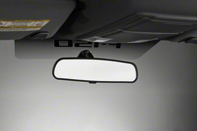 Day/Night Rearview Mirror - 10 in. (97-14 F-150)