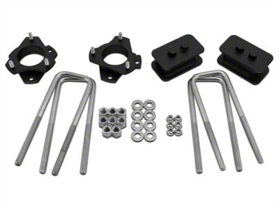 2 in. Front / 1 in. Rear Lift Kit (09-19 2WD/4WD F-150, Excluding Raptor)