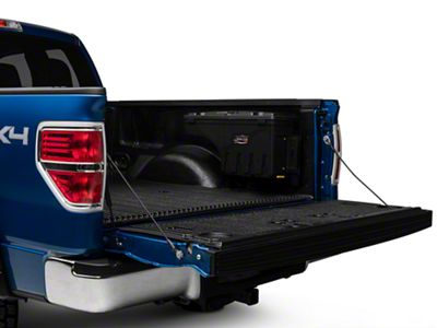 UnderCover Swing Case Storage System - Passenger Side (97-14 F-150, Excluding Flareside)