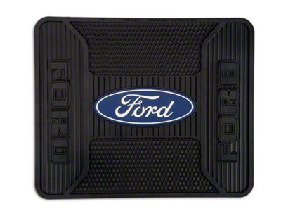 TruShield Ford Logo Elite Rear Utility Floor Mat (97-18 F-150)