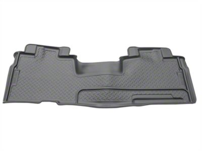 Husky Classic 2nd Seat Floor Liner - Gray (09-14 F-150 SuperCab, SuperCrew)