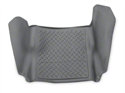 Husky WeatherBeater Center Hump Floor Liner - Gray (09-14 F-150)