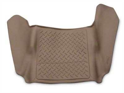Husky WeatherBeater Center Hump Floor Liner - Tan (09-14 F-150)