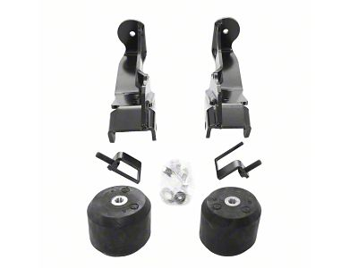 Timbren Front Axle SES Suspension Enhancement System (04-08 2WD F-150; 04-14 4WD F-150, Excluding Raptor)