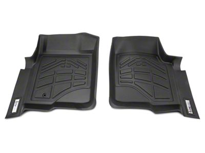 Wade Sure-Fit Front Floor Liners - Black (09-14 F-150)