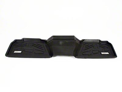 Wade Sure-Fit 2nd Row Floor Mat - Black (04-08 F-150 SuperCab)