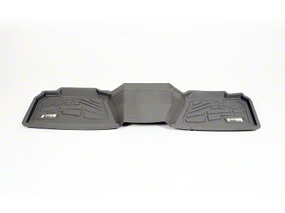 Wade Sure-Fit 2nd Row Floor Liner - Gray (04-08 F-150 SuperCab)