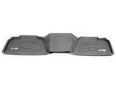 Wade Sure-Fit 2nd Row Floor Liner - Gray (09-14 F-150 SuperCab, SuperCrew)