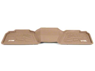Wade Sure-Fit 2nd Row Floor Liner - Tan (09-14 F-150 SuperCab, SuperCrew)