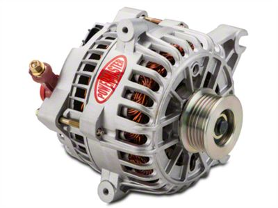 Powermaster Alternator - 200 Amp (04-08 4.6L F-150; 04-10 5.4L F-150)