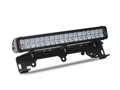 Vision X 20 in. LED Light Bar w/ Bumper Light Bar Mount (10-14 F-150 Raptor)