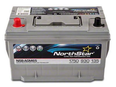 NorthStar Performance Battery (97-19 F-150)