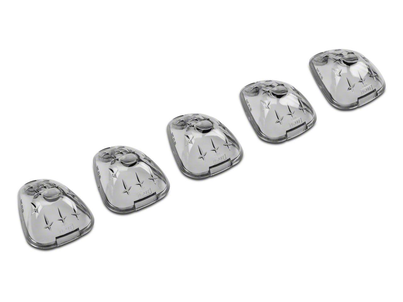 Alteon Platinum Smoke Cab Roof Lights (97-03 F-150)