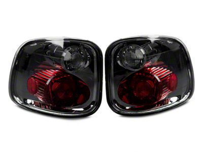 Alteon Smoked Tail Lights (97-03 F-150 Flareside; F-150 Styleside SuperCrew)
