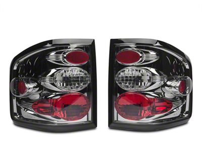 Alteon Smoked Euro Tail Lights (04-09 F-150 Flareside)