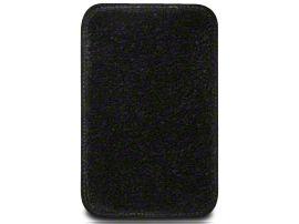 Lloyd Ultimat Floor Mat - Black, Rear (97-03 F-150 SuperCab, SuperCrew)