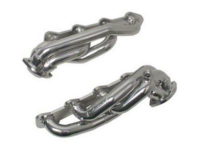 BBK 1-5/8 in. Chrome Shorty Headers (97-03 4.6L F-150)