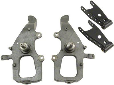 Belltech Stage 1 Lowering Kit - 2 in. Front / 2 in. Rear (04-08 2WD F-150)