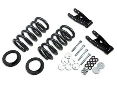 Belltech Stage 1 Lowering Kit - 0 in. or 1 in. Front / 2 in. Rear (99-03 F-150 Lightning)