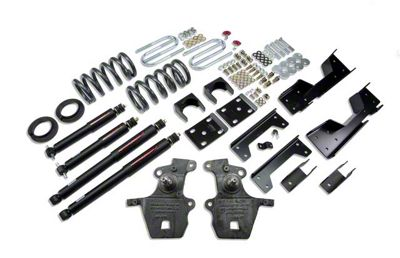 Belltech Stage 2 Lowering Kit w/ Nitro Drop 2 Shocks - 4 in. or 5 in. Front / 6 in. Rear (97-03 2WD V8 F-150, Excluding SuperCrew, Lightning & Harley-Davidson)