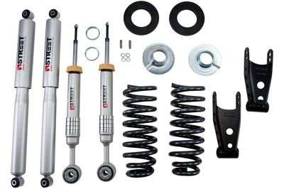 Belltech Stage 3 Lowering Kit w/ Street Performance Shocks - 2 in. or 3 in. Front / 2 in. Rear (09-13 2WD F-150 w/ Short Bed)
