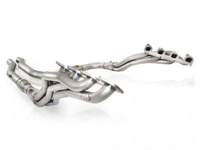 Stainless Works 1-7/8 in. Catted Headers for Lightning or Dump Exhaust - Performance Connect (10-14 6.2L F-150 Raptor)